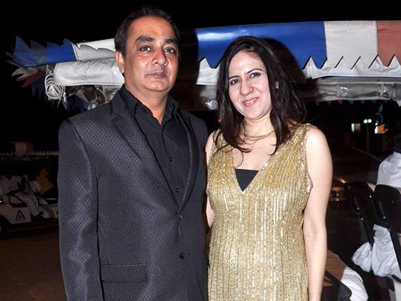 Celeds at Rakesh Jhunjhunwalas 25th wedding anniversary Bash