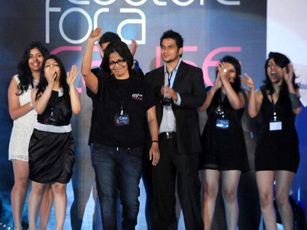 Couture for Cause Fashion Show in ITC Maratha