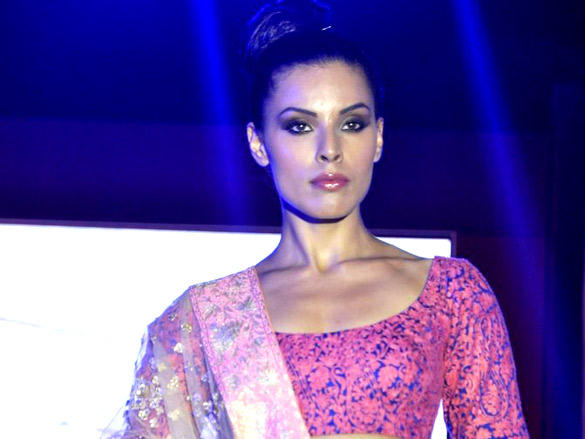 Deepti Gujral at Manish Malhotra Show for Audi TT Launch