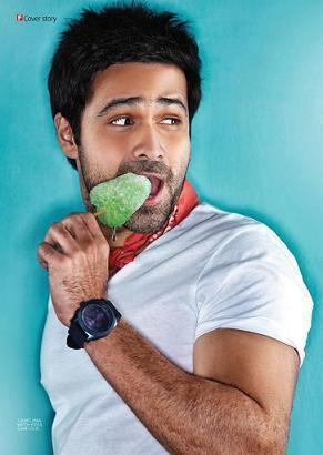 Emraan Hashmi On The Cover Of Filmfare April 2012