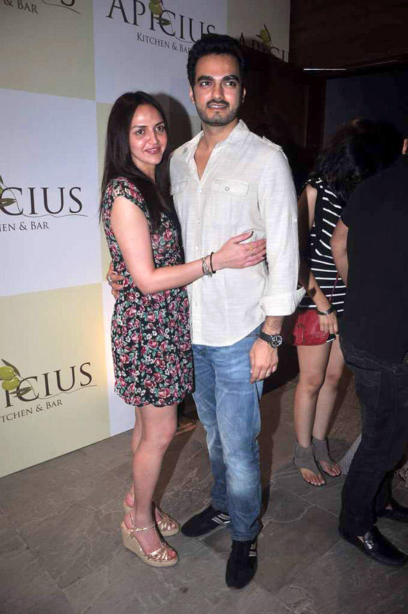 Esha Deol at Apicus Lounge Launch in Mumbai