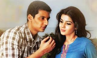 Jeeva,Samantha Romance In Nee Thaane En Pon Vasantham