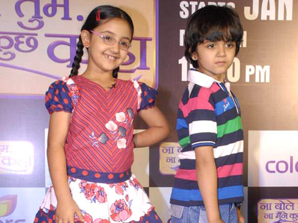 Junior Artists from Colors' New Serial