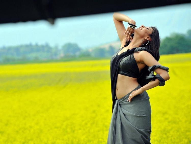 Kajal Agarwal Hot Stills From Veera Movie