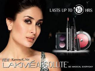 Kareena Sizzles in Lakme Ad