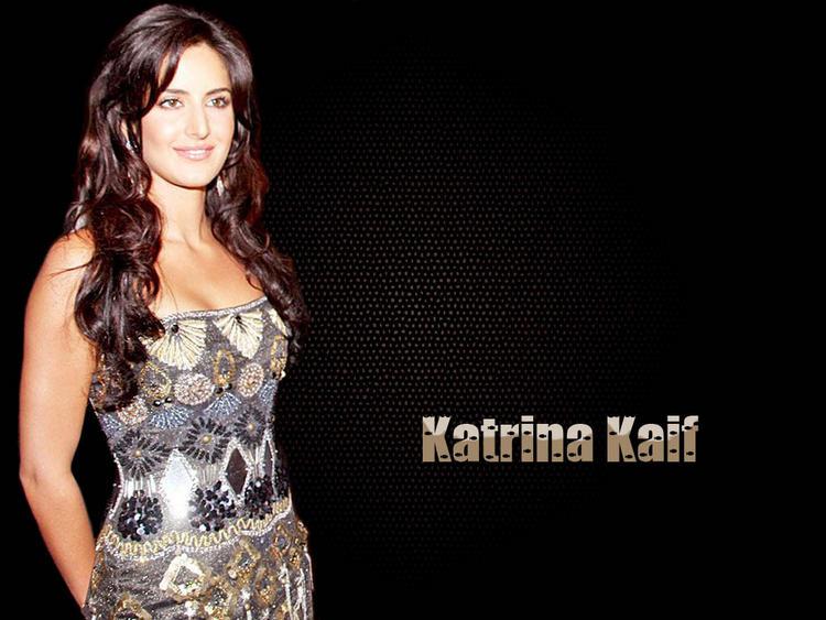 Katrina Kaif Open Boob Show Gorgeous Wallpaper