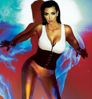 Kim Kardashian Sexy Dance Picture
