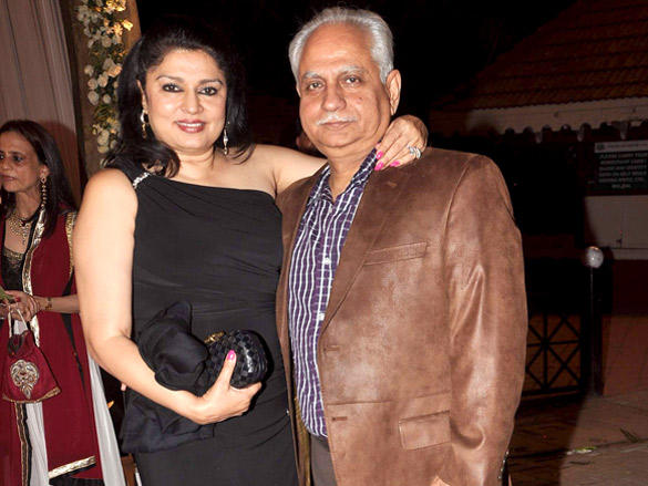 Kiran sippy at Rakesh Jhunjhunwala's 25th wedding anniversary Bash