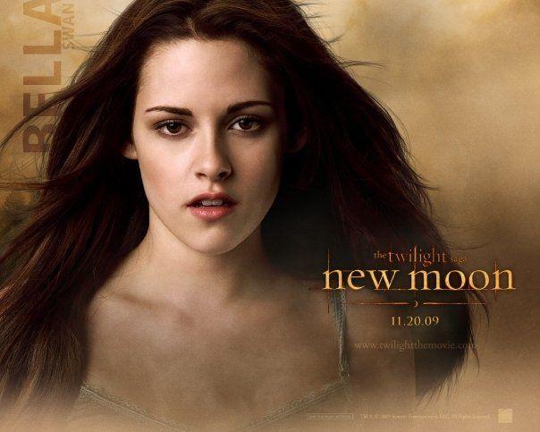 Kristen Stewart New Moon Wallpaper