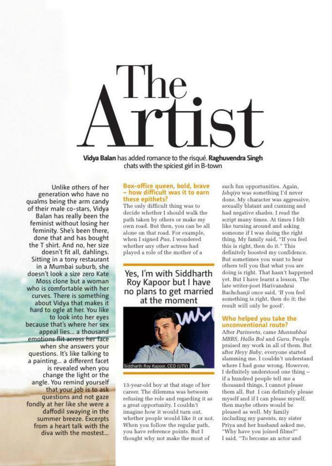 Latest Filmfare Magazine