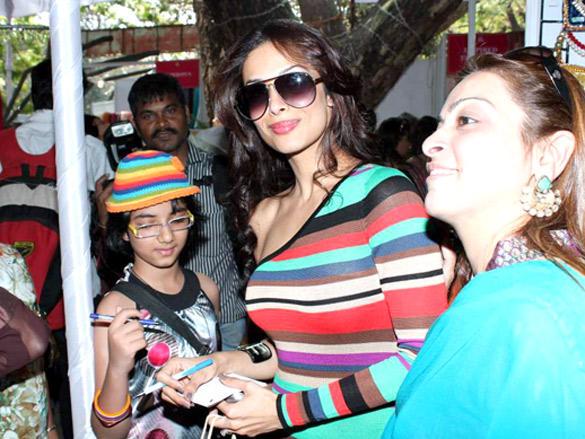 Malaika Arora Khan Sizzles at Charity Event