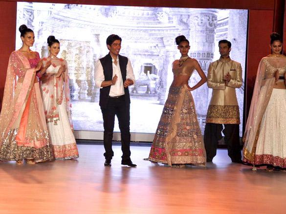 Manish Malhotra at Manish Malhotra Show for Audi TT Launch
