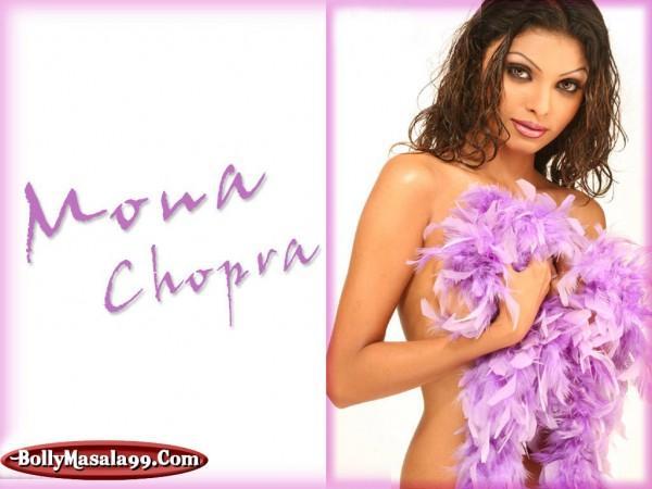 Mona Chopra Hot Nude Wallpaper