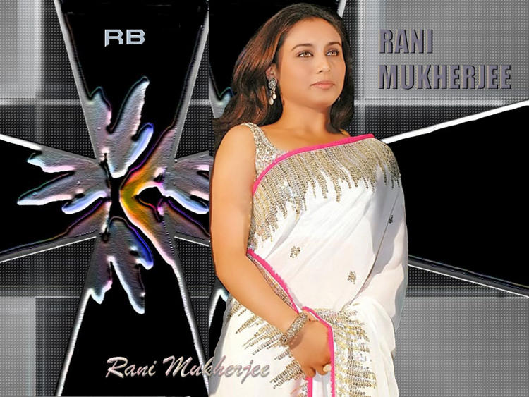 Rani Mukherjee Latest Hot Wallpaper