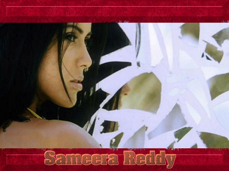Sameera Reddy Latest Wallpaper