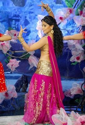 Shriya Saran Dance Pic With Dance Still