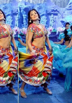 Shriya Saran Dancing Pic From Don seenu
