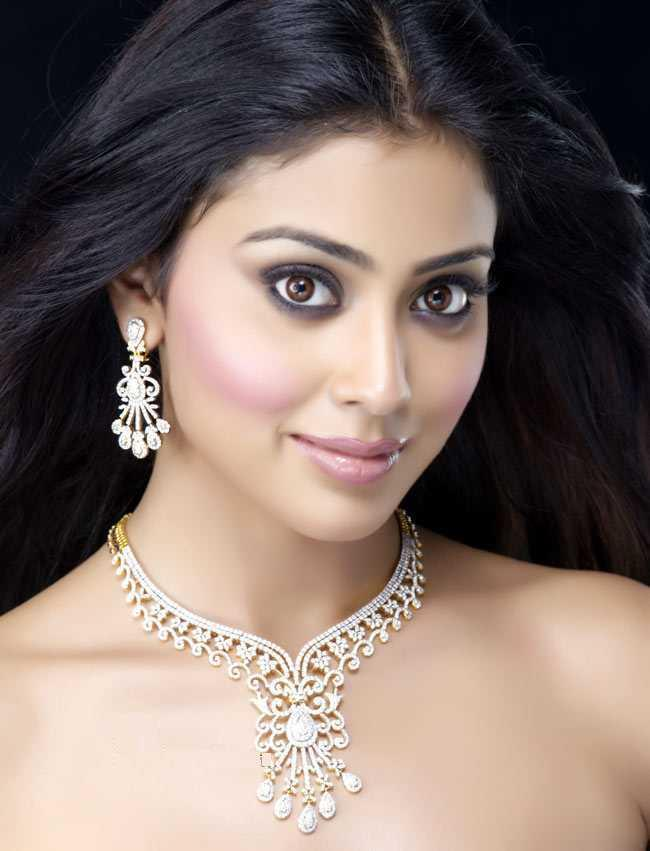 Shriya Saran Hot Beauty Face Look Still