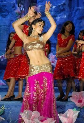 Shriya Saran Hot Dance Still From Don Seenu