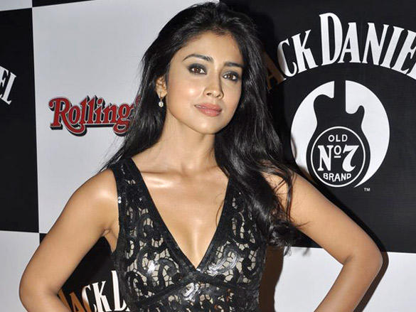 Shriya Saran at Jack Daniels Rock Awards 2012