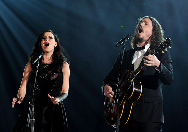 Singers at  54th Annual GRAMMY Awards Show
