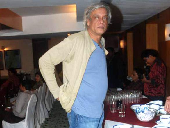 Sudhir Mishra at  IFTDA show