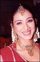 Tabu Khan Indian Bridal Face Still