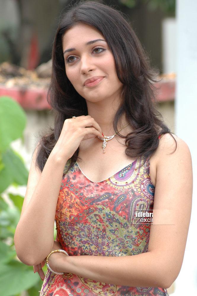 Tamanna Bhatia Cute Close Up Pic