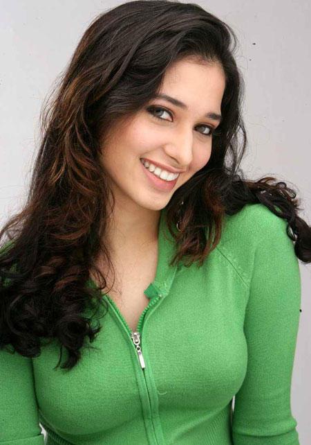 Tamanna Bhatia Cute Smily Face Still