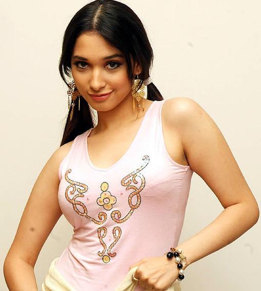 Tamanna Bhatia Spicy Look Photo Shoot