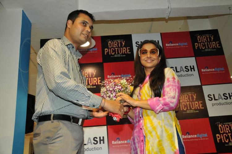 Vidya's felicitation