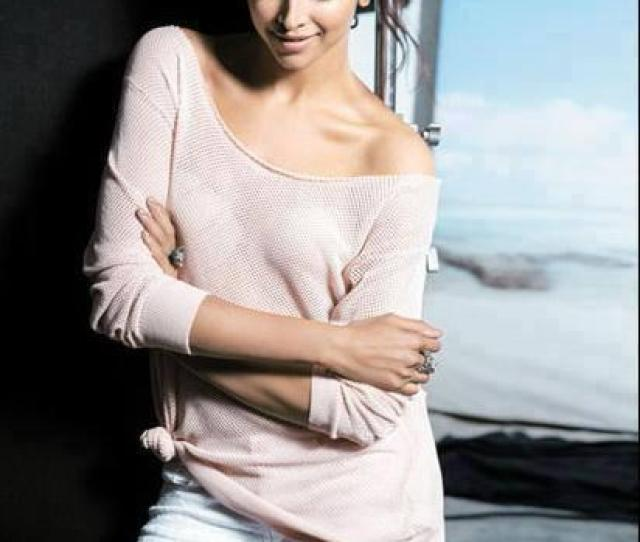 Deepika Padukone Sexy Sizzling Shoot For People India Issue