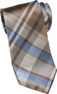 Taupe Tie | Mens Wearhouse