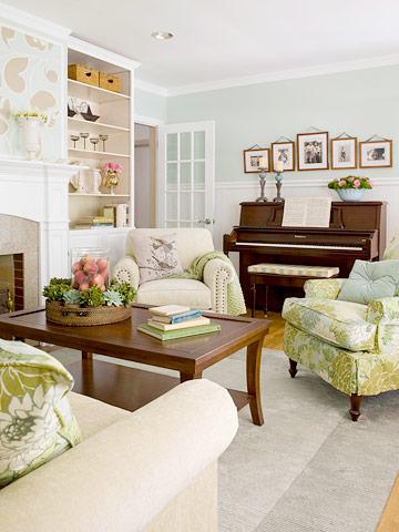 Piano wall on Pinterest