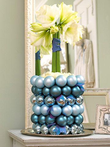DIY Inspiration Christmas Ornament Balls Capitol