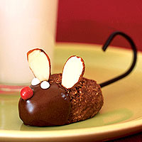 Mouse Macaroons
