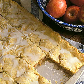 Apple Pastry Squares Midwest Living