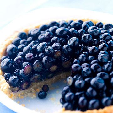 Very Blueberry Pie Midwest Living