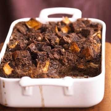 Orange Chocolate Bread Pudding Midwest Living