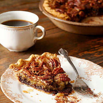 Black Bottom Pecan Pie Midwest Living