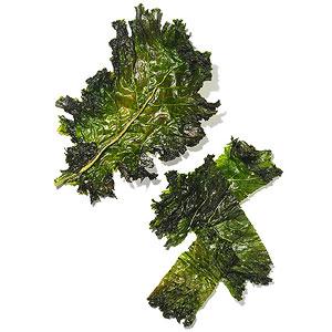Krispy Kale Chips