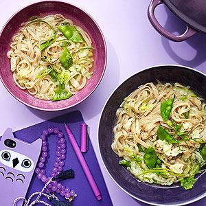 Asian Noodle Slurp-Up