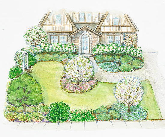 Clip Art Pictures Of Farms And Gardens