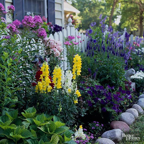 Top Backyard Country Gardens