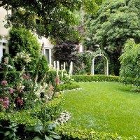 Find the Best Deals on Corner Grass Garden