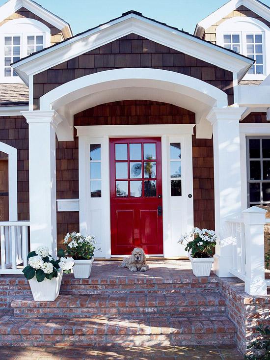 Make the Front Door Special