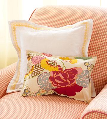 Semi-Handmade Pillows
