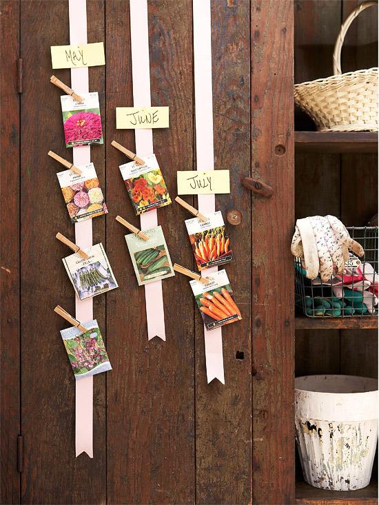 Make a Planting Calendar