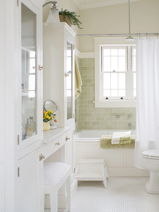Create a CottageStyle Bathroom