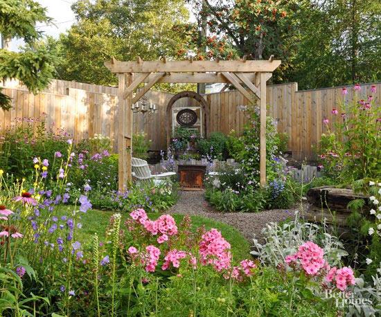 Garden Room: Complete
